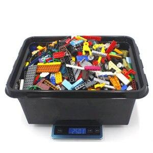 DIY mecánico al azar a granel MOC, montaje de bloques de construcción en miniatura, piezas base, juego de accesorios, ladrillos creativos, juguetes para niños, regalos