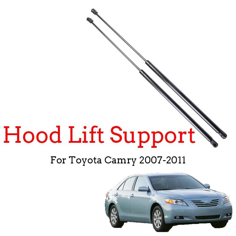 Front Bonnet Hood Gas Strut Lift Support Holder For Toyota Camry Sedan 2007-2011