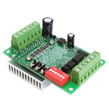 TB6560 3A CNC Router 1 Axis Controller Stepper Motor Drivers Driver Module Board DC 10-35V Automatic Half Current Function(China)