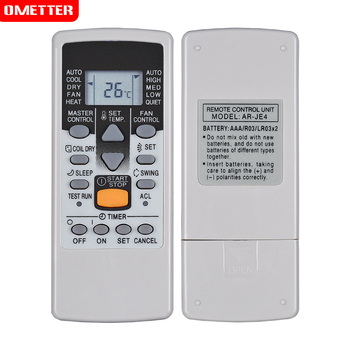 Air Conditioner conditioning remote control suitable for fujitsu AR-DJ5 AR-JE5 AR-JE4 AR-PV1 AR-PV2 AR-PV4 AR-JE7 AR-DJ5 new replacement for fujitsu ar pv1 universal ac a c air conditioner remote control ar dj5 ar je5 ar pv1 ar pv2 ar pv4 ar je7
