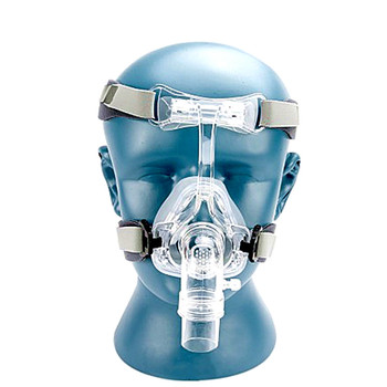 NM2 CPAP Nasal Mask with Headgear and Head Suitable For CPAP Machine and Oxygenator