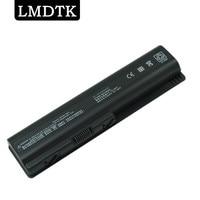 LMDTK Новый 6-ячейный Аккумулятор для ноутбука hp DV4 DV5 DV6 CQ30 CQ40 CQ45 CQ50 CQ60 CQ61 CQ71 G50 G60 G70 HSTNN-W49C Бесплатная доставка