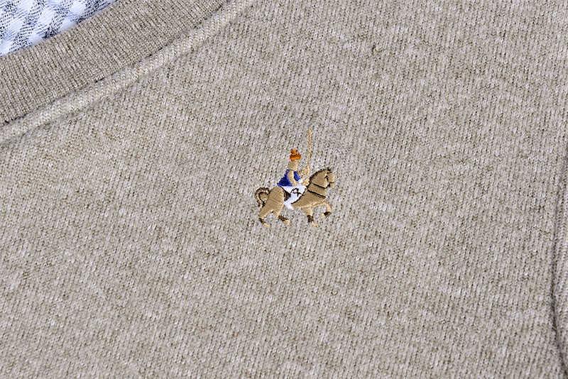 Aoliwen 남자 스웨터 카디건 셔츠 칼라 플러스 벨벳 짙은 겨울 긴 소매 셔츠 캐시미어 드레스 홈 셔츠 스웨터