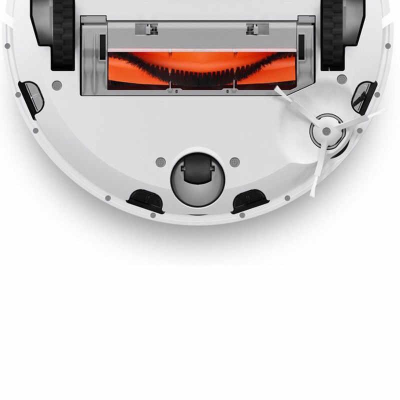 מקורי 5PCS סט לשיאו mi Mi אבק רובוט חכם שואב אביזרי Invisible קיר צד מברשות מסנן מתגלגל בוש