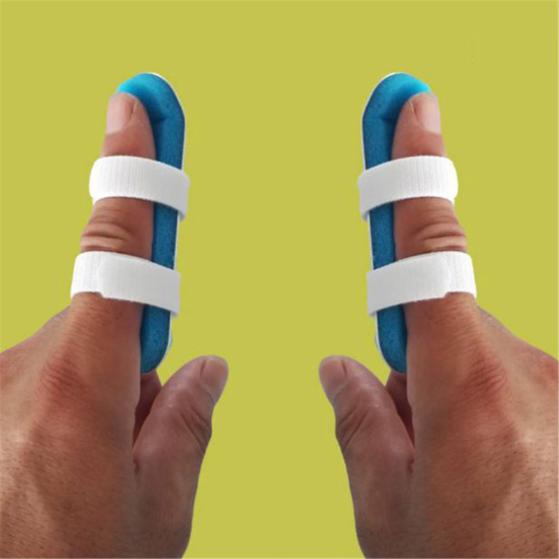 Finger Splint Hand Trigger Support Brace Mallet Broken Finger/Sprain/Fracture/Pain Relief/ Joint Immobilization