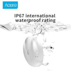 Image 4 - Aqara Acqua Sensore di IP67 Acqua Immergere Rivelatore di Norma Mijia Smart Home, Casa Intelligente A Distanza di Allarme di Sicurezza di Lavoro con il Aqara Hub