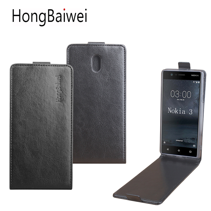 Leather Flip Case for <font><b>Nokia</b></font> 3Nokia 6 <font><b>Nokia</b></font> 5 7 8 9 Stand Vertical Cover for Lumia 640 640XL 540 <font><b>950</b></font> <font><b>XL</b></font> 1320 phone bag Case image