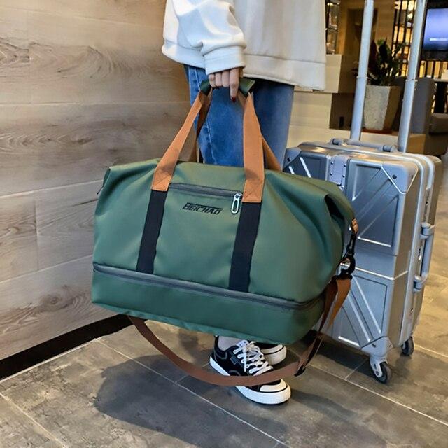 Cross Travel Bag For Women