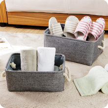 Portable Laundry Storage Baskets Canvas Bathroom Dirty Clothes bag Home Barrel folding Kids Toy organizer Bins
