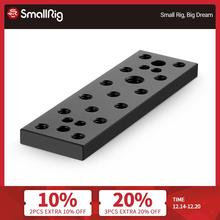 "SmallRig Cheese Mounting Plate Quick Release Plate Kit With 1/4"" And 3/8 Threading Holes    904"