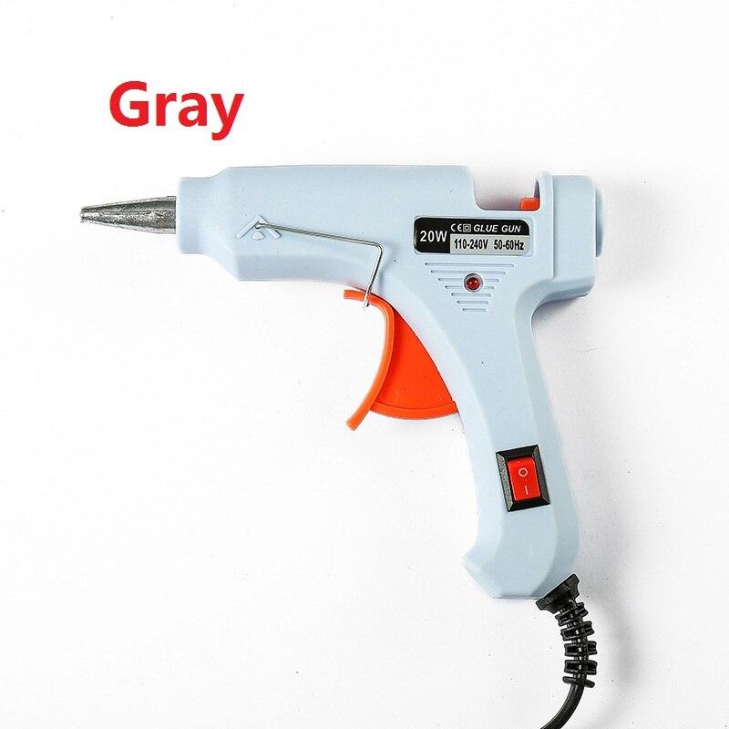40W-150W 110V-240V Hot Melt Glue Gun Glue Sticks DIY Thermo Mini Adhesive Glue Gun Repair Heat Tools