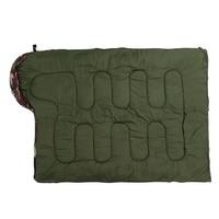 في الهواء الطلق التخييم مقنعين أكياس النوم مغلف نمط التمويه للماء الدافئة كيس النوم السفر المعدات
