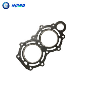Hidea Cylinder Gasket 9.8F/12F 2 Stroke 9.8/12HP Outboard Engine Spare Parts(China)