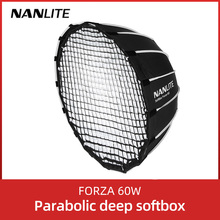 NANLITE المحمولة 60 سنتيمتر بسرعة تركيب سريع عميق مكافئ سوفتبوكسفور فورزا 60 سوفت بوكس (EC FZ60)