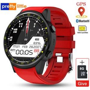 GPS Smart Watch Men With SIM Card Camera