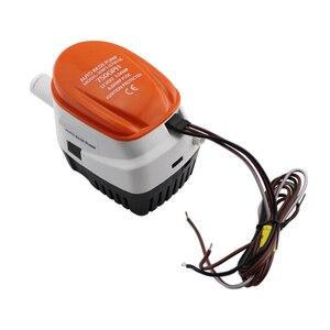 Image 2 - HCSSZP 750GPH automatyczna pompa zęzowa do łodzi 12V DC zatapialna elektryczna pompa wodna mała 12 v volt 750 gph do łódź morska