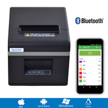 Bluetooth GZ Weiou 80mm Thermal Receipt Printers POS Printer With Auto Cutter For Kitchen USB/Ethernet Port Shop Restaurant