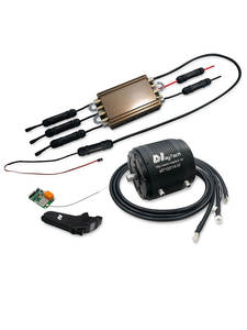 Brushless-Motor Watercooled Maytech for Electric Surfboard Boat Remote-Mtskr1905wf 300a-Esc