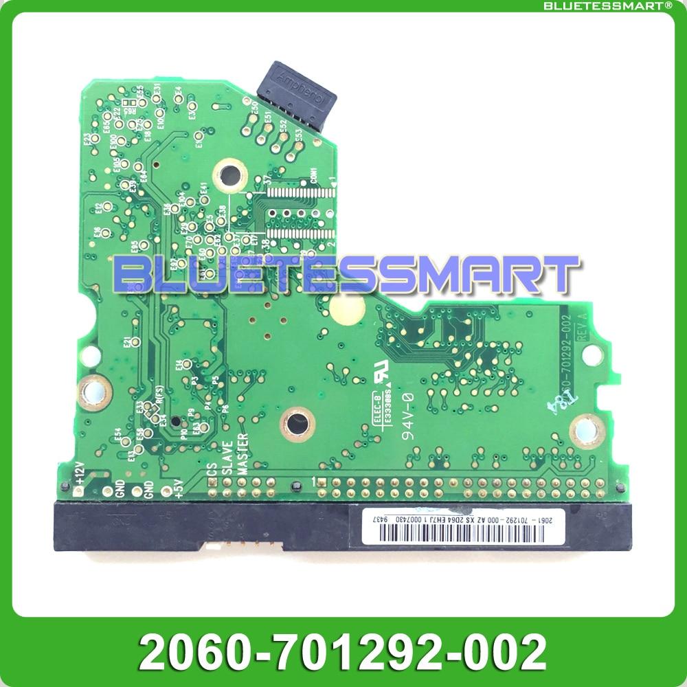 HDD PCB logic board 2060-701292-002 REV A for WD 3.5 IDE hard drive repair data recovery WD800BB WD800JB WD1600BB WD2500JB 2