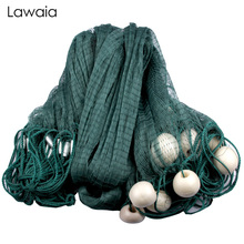 Lawaia Pull Net 2 Fingers 6 Shares 2m High 5m Long Large Float Ball Increase Through The Heart Of Fishing Nets Fish Trap