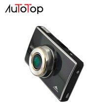 Autotop Dash kamera 2340*1290P 4K 2K otomatik sürüş kaydedici g sensörü GPS ADAS park monitörü ingilizce/rusça dil