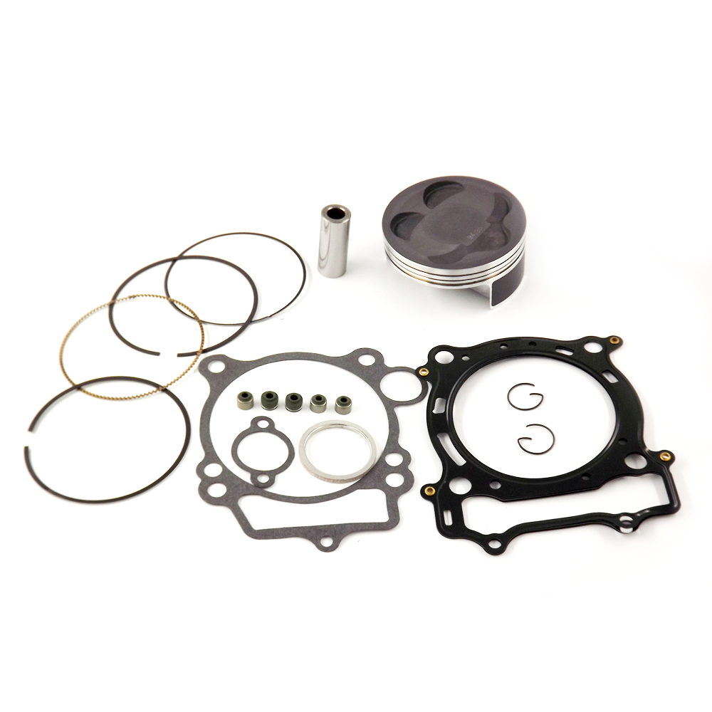 Size A Piston Gasket 2004-2009/12-13 Fit For Yamaha YFZ450 Standard Bore 95mm