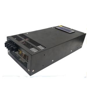 Image 2 - Switching Power Supply 1500W 12v 15v 24v 27v 36v 48v 60v 72v 80v 90v 100v 110v  220v 300v with display adjustable power supply