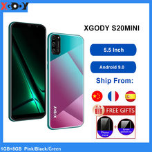 Xgody smartphone android 9.0 5.5