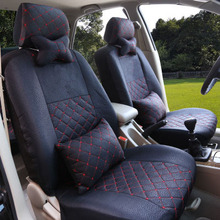 цена на Universal car seat covers for Suzuki Jimny Grand Vitara Kizashi Swift Alto SX4 Wagon R Palette Stingray car accessories