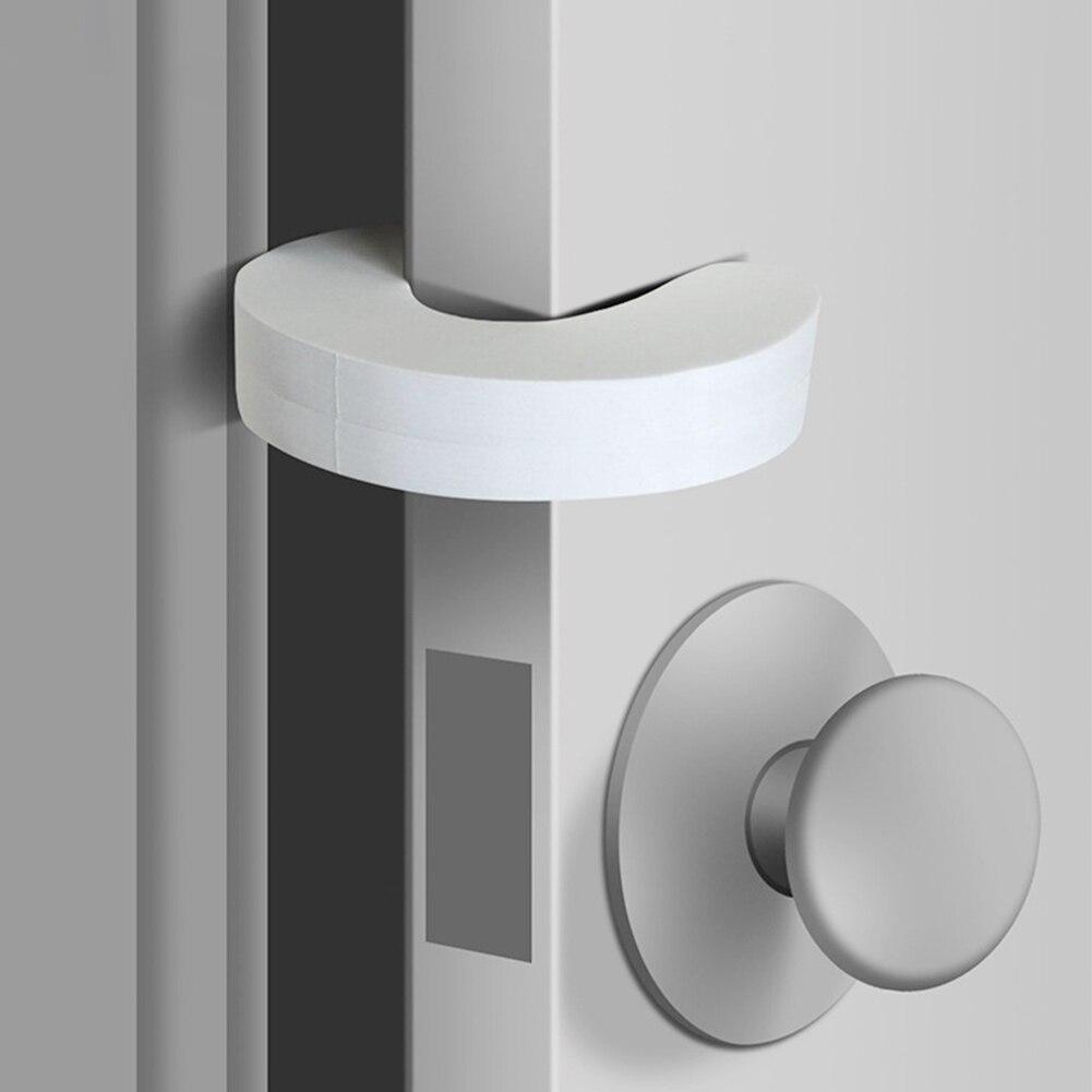 Guard Finger Baby Home Protectors For Bedroom Safety Holder Child Soft Foam Cartoon Door Stopper Accessories Doorstop