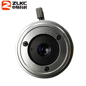 Image 5 - Yeni CS montaj FA Lens 3.0 megapiksel 2.8 12mm Varifocal manuel Iris Lens IR fonksiyonu güvenlik kamera lens