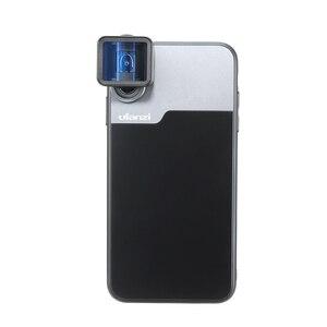 Image 3 - Adaptador de câmera de 17mm ulanzi, para iphone xr xs max 8 plus huawei p30 pro mate 30 samsung s10 plus 7 pro