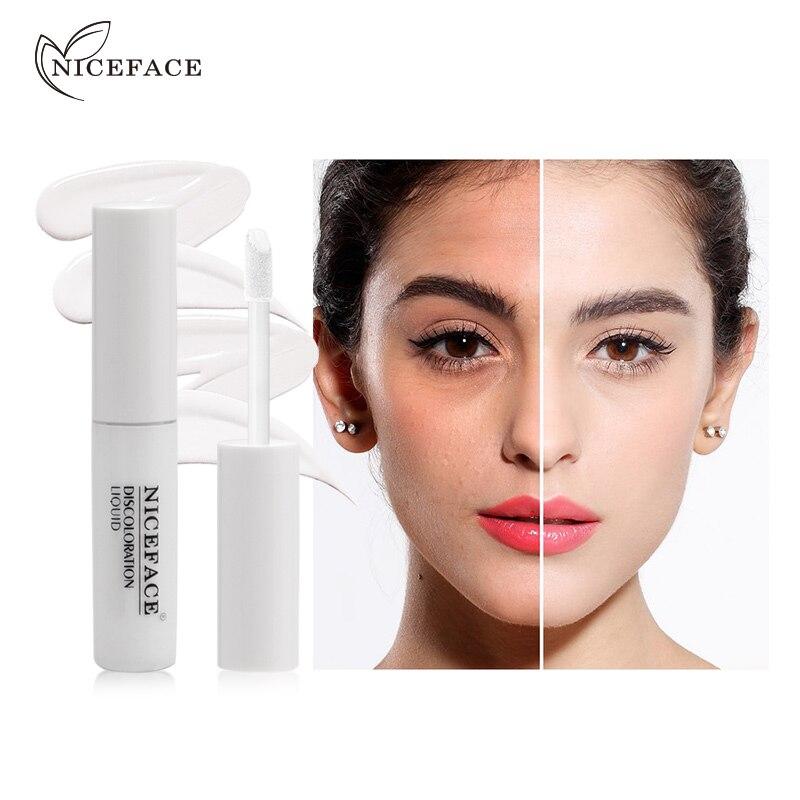 The New Listing NICEFACE Gentle Natural Concealer Liquid Foundation Lasting Makeup Brightening Concealer Moisturizing Liquid