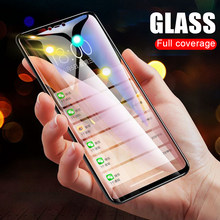 Moopok 3Pcs Screen Protector Glass For Samsung Galaxy J4 J6 J8 A6 A8 Plus Tempered Glass On The For Samsung J7 A7 A9 2018 Glass(China)