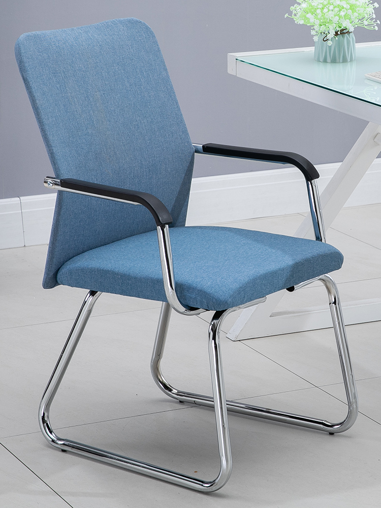Computer Chair Household Conference Chair Office Chair Bow Staff Study Mahjong Seat Ergonomic Backrest Chai