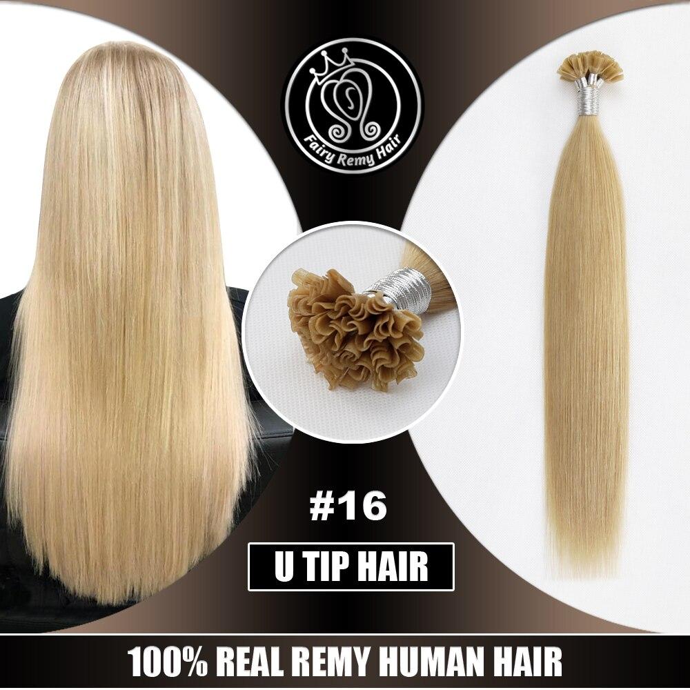 Fairy Remy Hair 1g/s 16