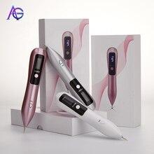 Электрическая плазменная ручка с удалением акне и удалением моли и удалением пигментов, Косметическая ручка