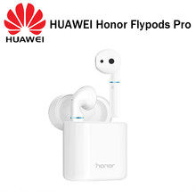 Huawei-auriculares inalámbricos Honor Flypods Pro, cascos Hi-Fi dinámicos con estampado de voz, resistentes al agua IP54, Control táctil, Bluetooth 5,0