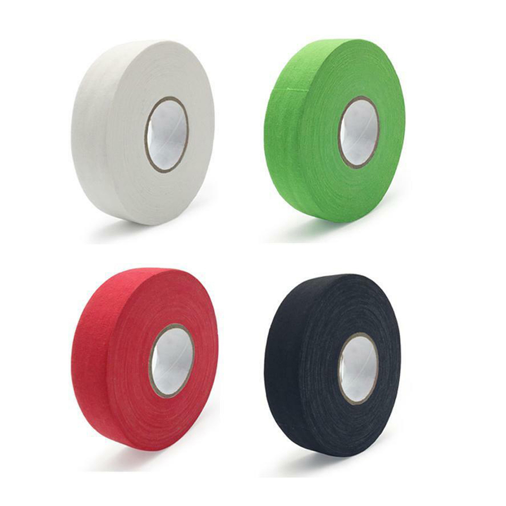 1 Roll Professional Hockey Stick Tape Golf Grips Double Sided Tape Clubs Tape 2.5cm*25m