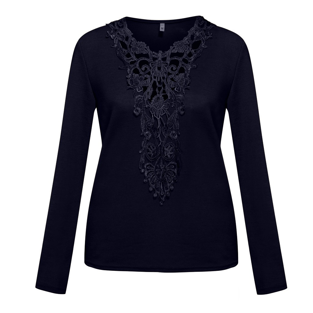 Women Tops And Blouse Knitted Top Summer Fashion V Neck Women Casual Shirt Sexy Slim Short Sleeve Lace Blouse
