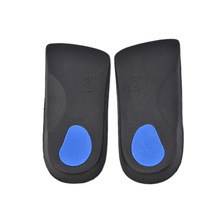 1 Pair Half Arch Support Orthopedic Insoles For Flat Foot Co