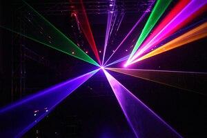 Image 5 - 1000MW 1w RGB Animazione Luce Laser Della Fase Del Suono Auto DMX ILDA