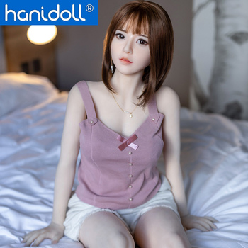 цена на Hanidoll Silicone Sex Dolls real Love Doll 148cm Male TPE Sex Doll Realistic Boobs Lifelike Adult Toys for Men male Sexdoll