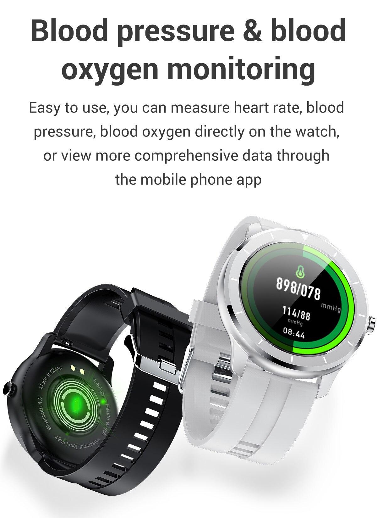 H7d546ba73bd447758100e86f9a062cfem LEMFO Full Touch Screen Smart Watch Waterproof Smartwatch Men
