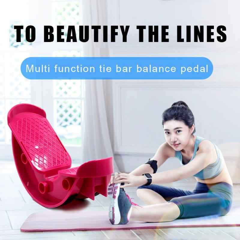 ABS רגל נדנדה אלונקה רגל נדנדה עגל קרסול למתוח לוח עיסוי כושר דוושת אלונקה Plantar עבור תרגיל יוגה