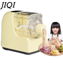 JIQI New Electric noodles machine Nine molds dumpling wrapper/various of noodles Maker Pasta Household full-automatic
