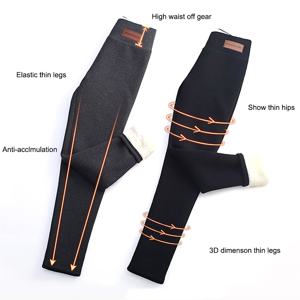 Winter Warm Cashmere Leggings