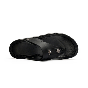 Image 4 - Flip flops Summer Sandals Wear Slippers For Men Mens Slipper Big Plus Size sandale femme teenslippers mannen claquette fourrure