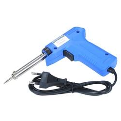 Pistola para soldar profesional, pistola para soldar Doble potencia, soldadura de calor rápido, pistola de soldadura eléctrica para soldar 220V-240V