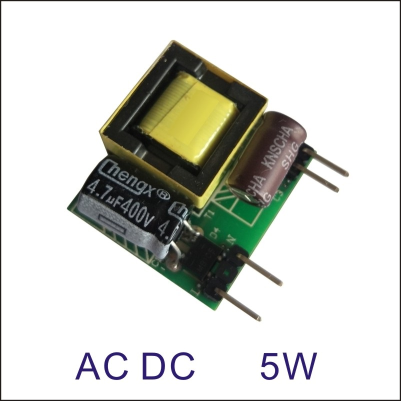 1pcs AC DC Lighting transformer <font><b>110V</b></font> 220V to 5V <font><b>12V</b></font> 15V 18V 3W 5W <font><b>power</b></font> <font><b>supply</b></font> module quality goods image